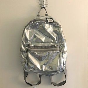 Cynthia Rowley New Silver Backpack